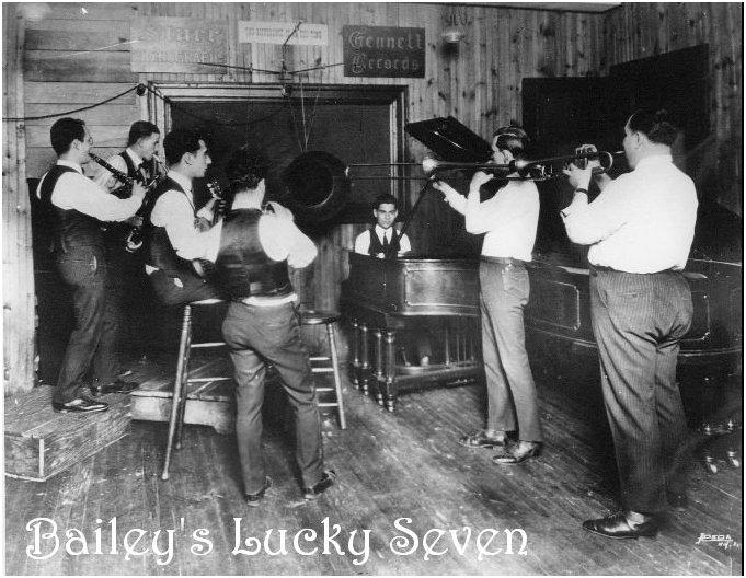 Bailey's Lucky Seven