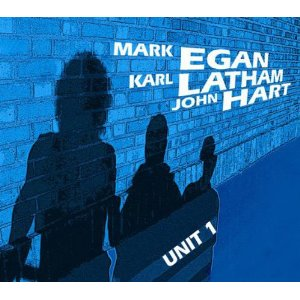 "Unit 1 with Mark Egan, Karl Latham and John Hart Release ""Unit 1"""