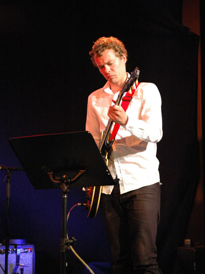 Jakob Bro at Molde 2009