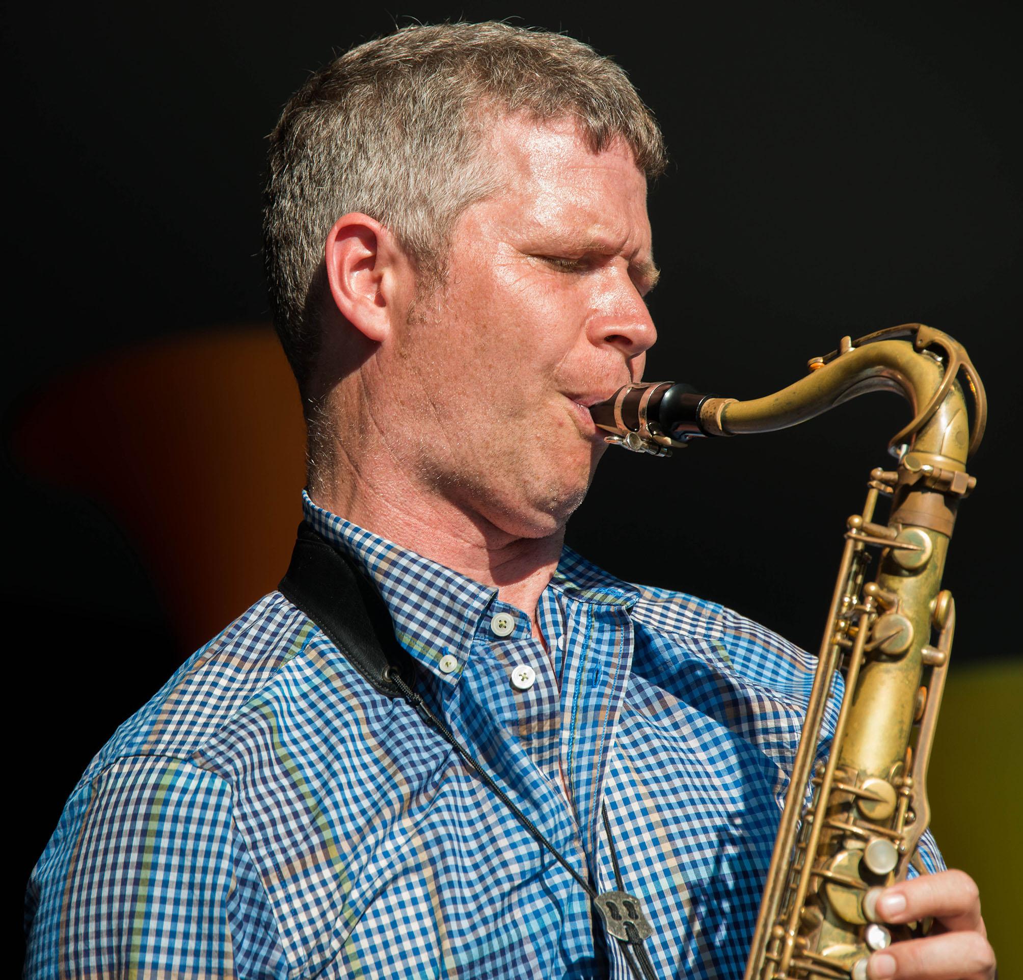 Joel Miller Quartet, 2012 Ottawa Jazz Festival