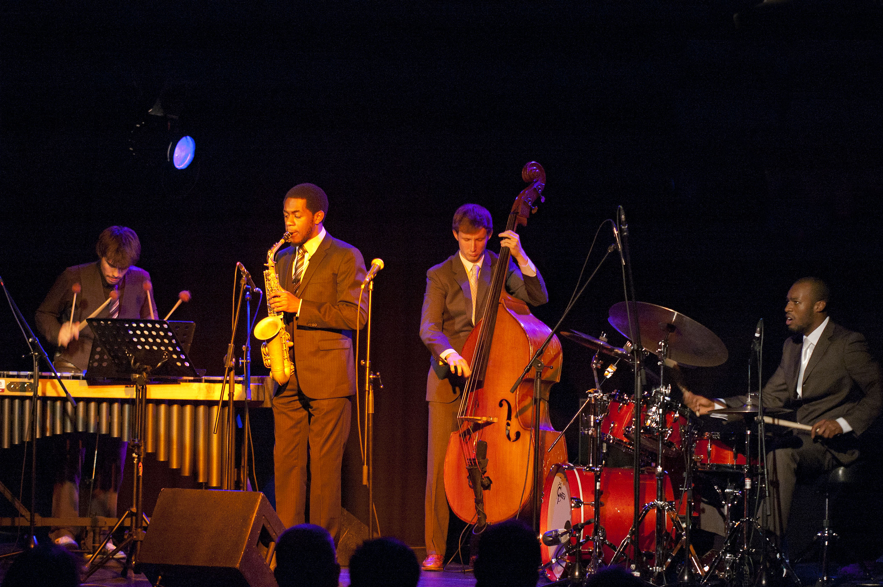 Empirical at Enjoy Jazz 2011