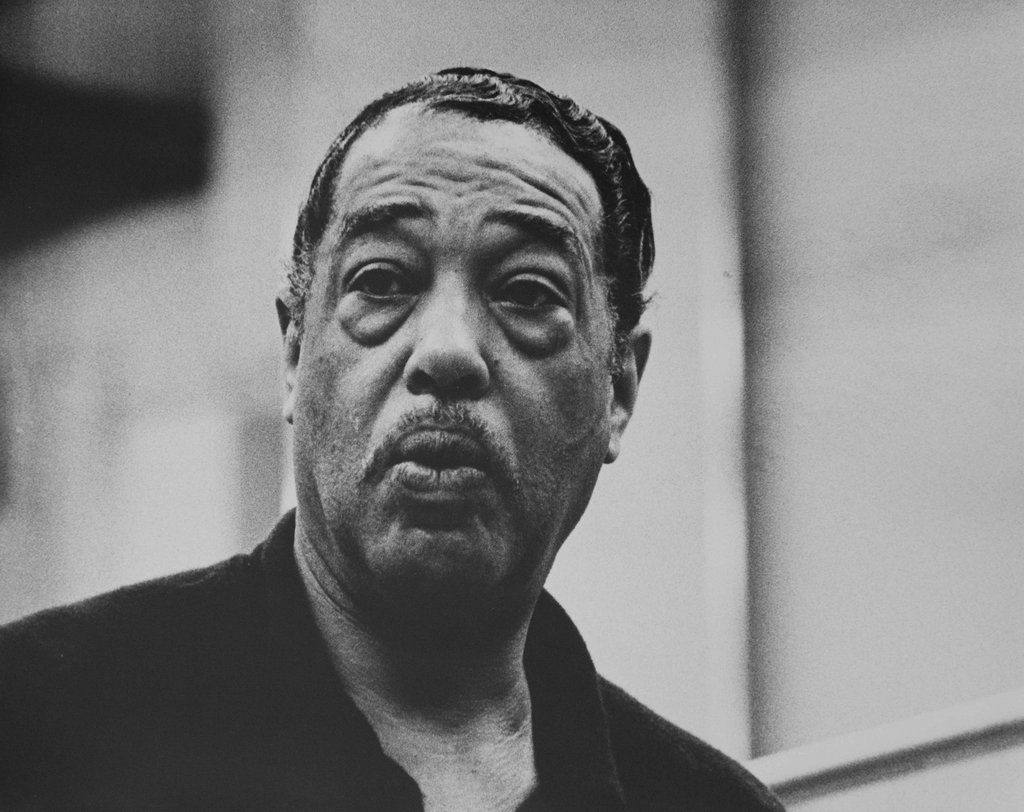 Duke ellington by uploader unknown jazz photo for The ellington