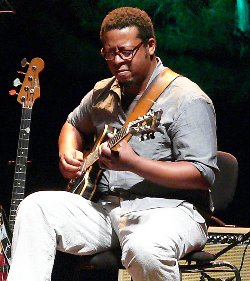 Jeff Parker at Jazz Em Agosto Lisbon