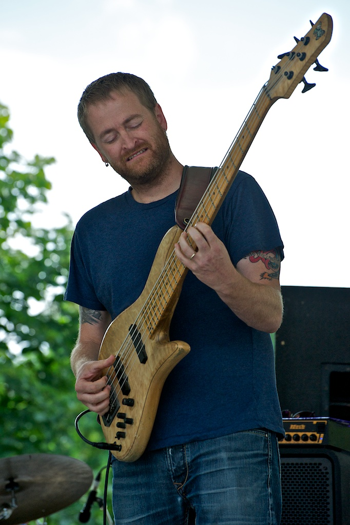 Chris Tarry - Markham Jazz Festival 2011