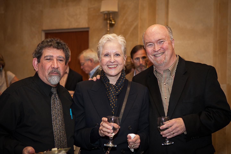 Paul Arslanian, Meg and Tom Reney