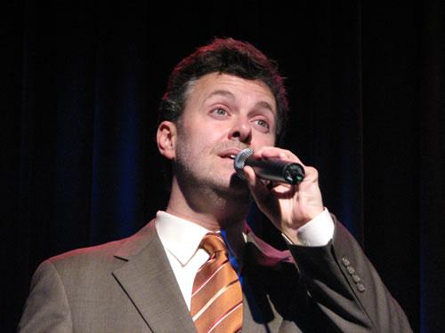 Peter Eldridge (of New York Voices)