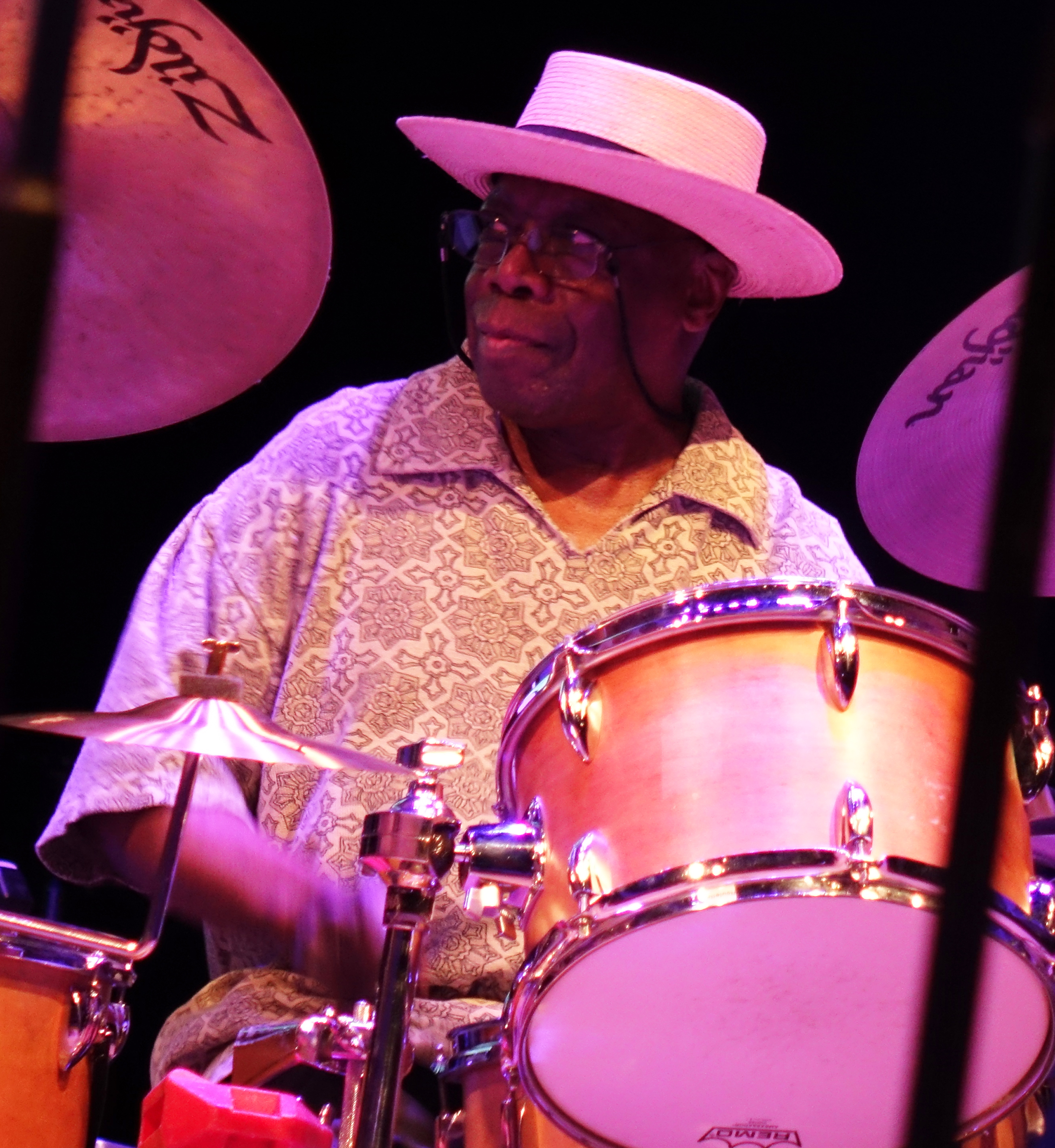 Andrew Cyrille at Vision 23