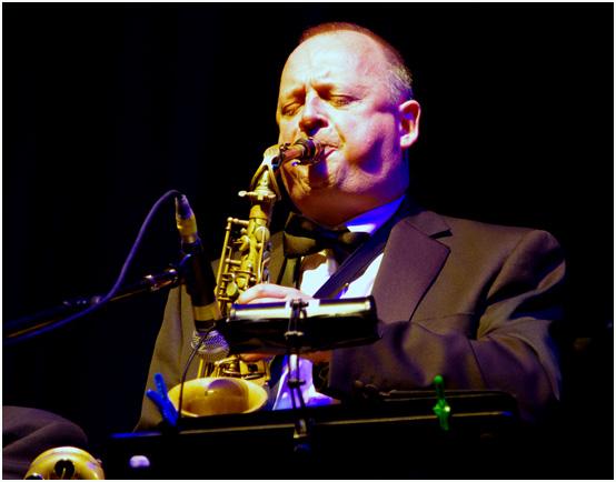 Alan barnes, the bryan ferry orchestra, love supreme jazz festival