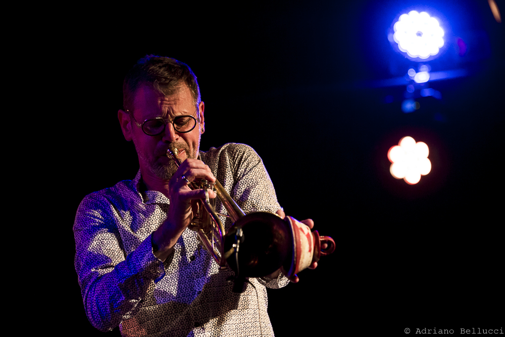 "Fabrizio Bosso Quartet - Presentation Concert of CD ""State of the Art"""
