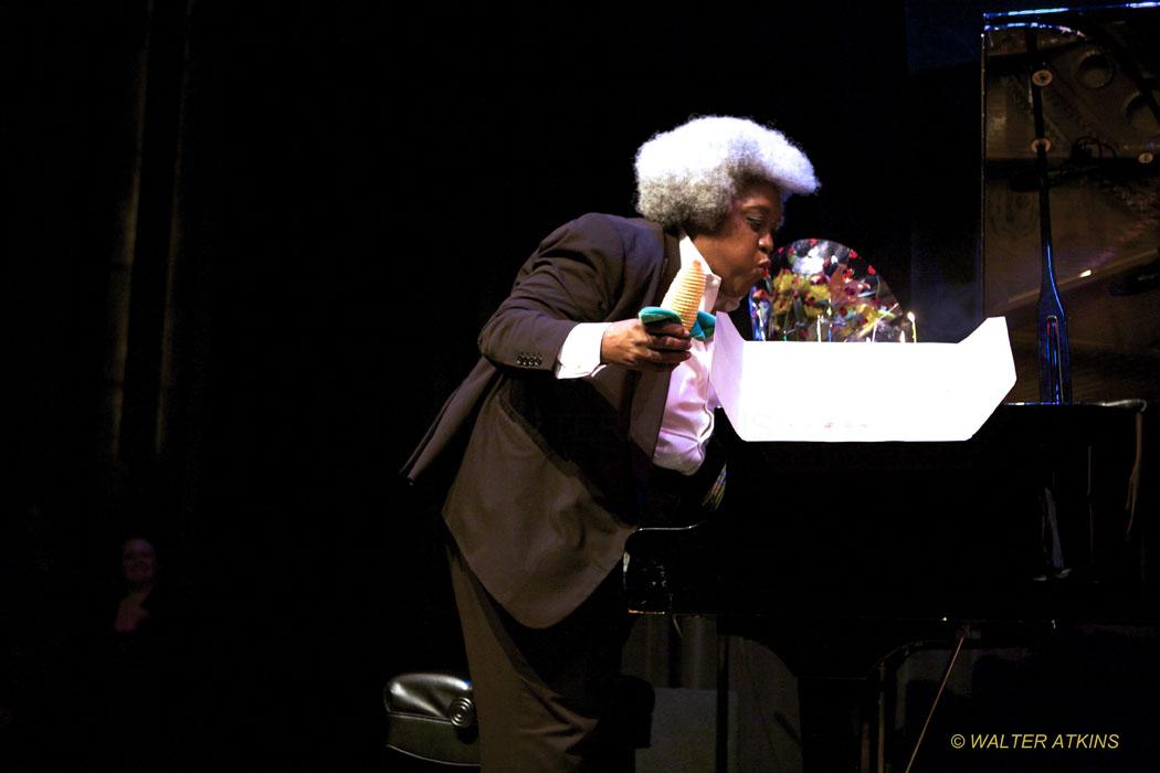 Kim Nalley's Nina Simone Tribute