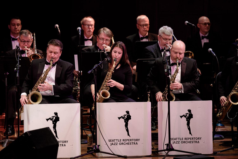 Srjo sax section