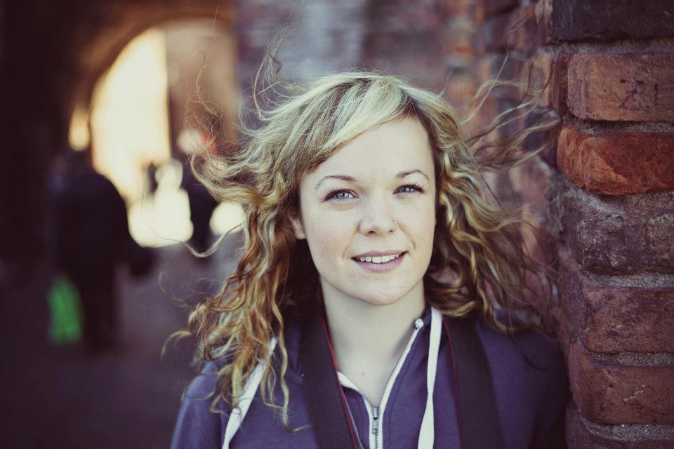 Allison Crowe in Verona, Italy