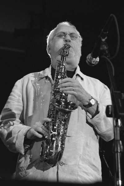 Lee Konitz Joins Joe Lovan Performing a Tune from Birth of the Cool