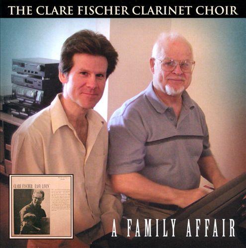 Brent & Clare Fischer A Family Affair