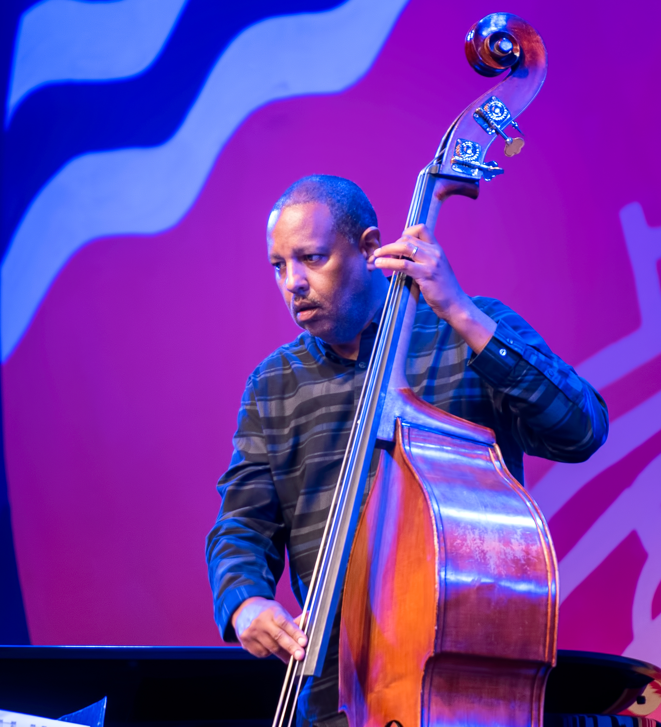 Robert Hurst with a Tribute to Geri Allen at the Monterey Jazz Festival 2018