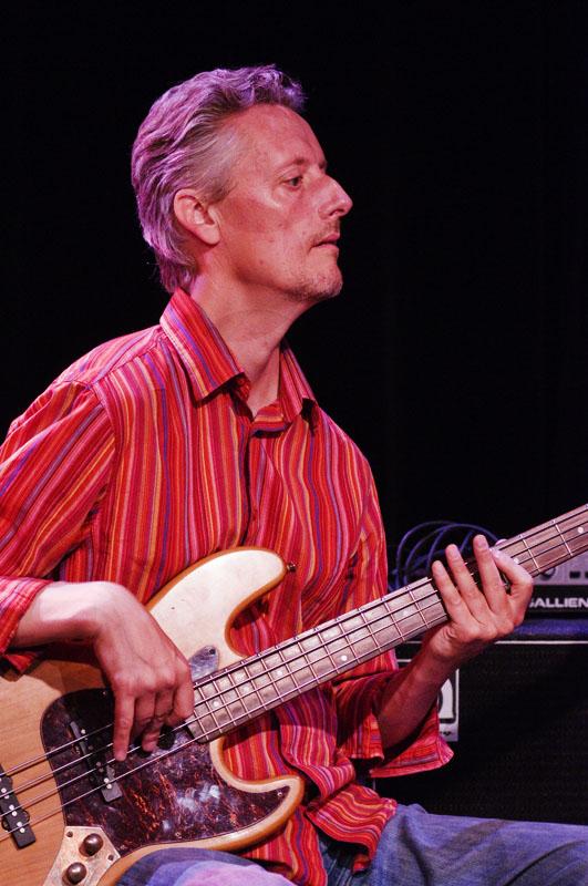 Thaddeus Kelly, td Ottawa Jazz Festival