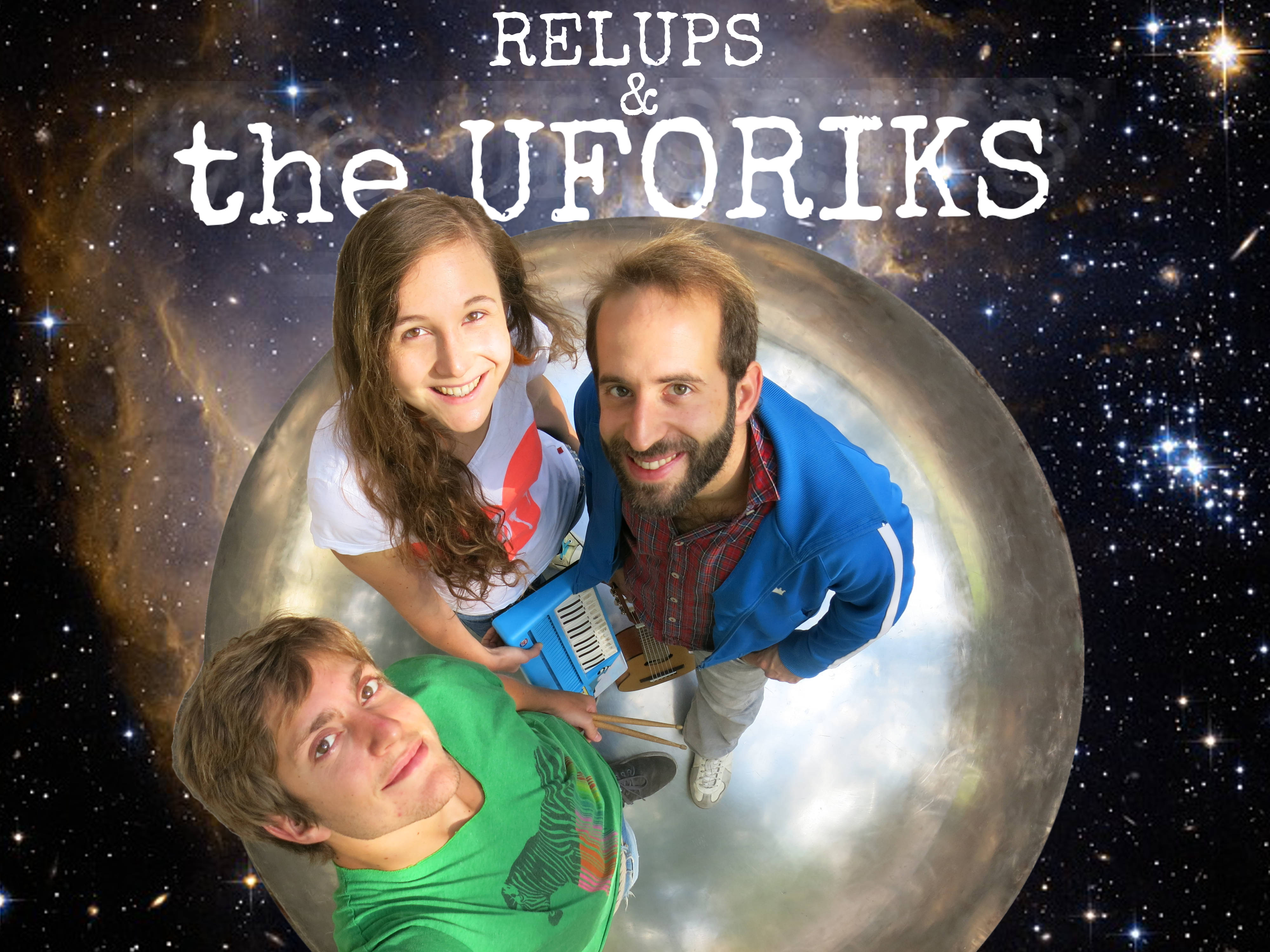 Relups, the Uforiks, Uforiks