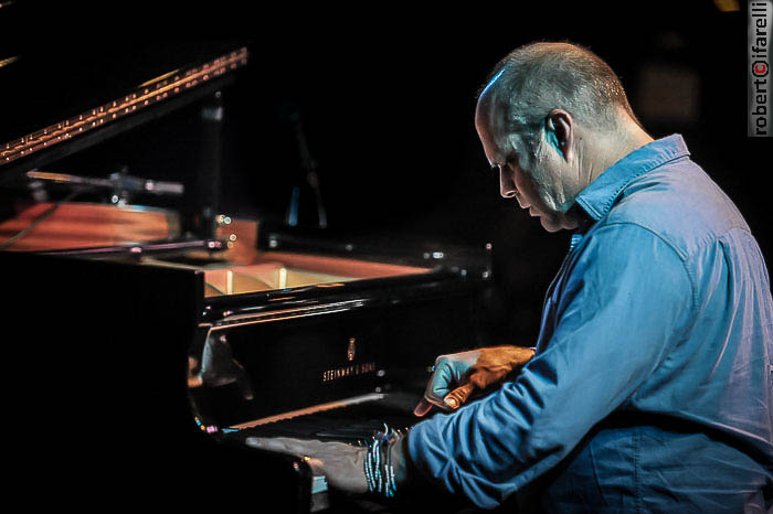 John Medeski at Blue Note in Milan