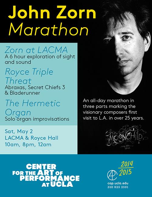 John Zorn Marathon
