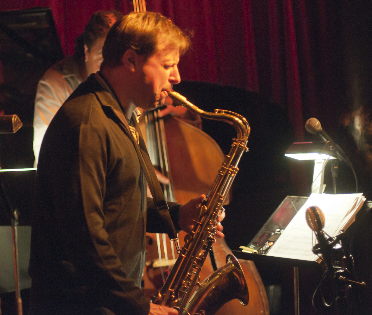 Chris Potter at Smoke Jazz Club