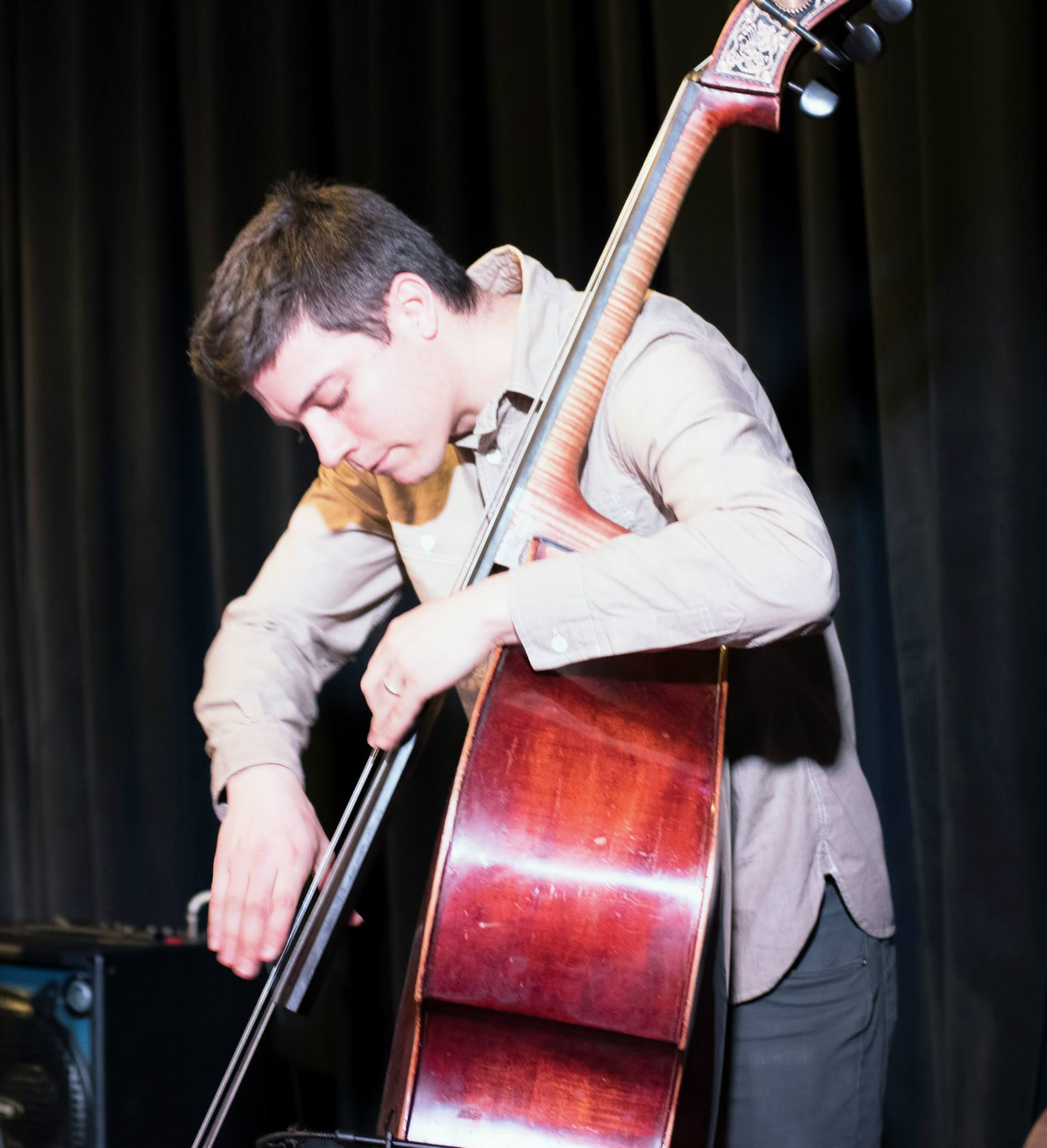 Will Goble With The Keith Kelly Quintet At The Nash In Phoenix