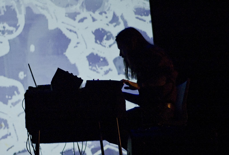 Helge Sten, Performing with Supersilent at Punkt 2010