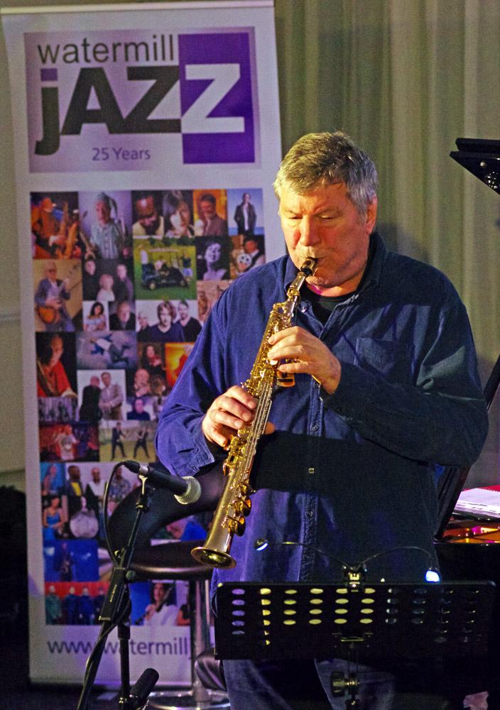 Marc Copland Quartet- Stan Sulzmann