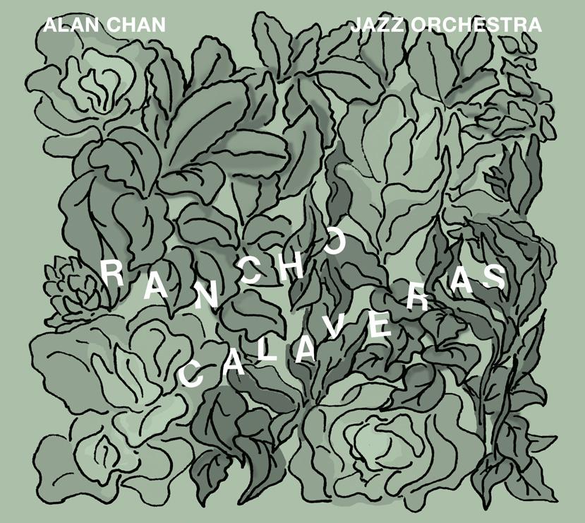 Rancho Calaveras EP (2013) cover