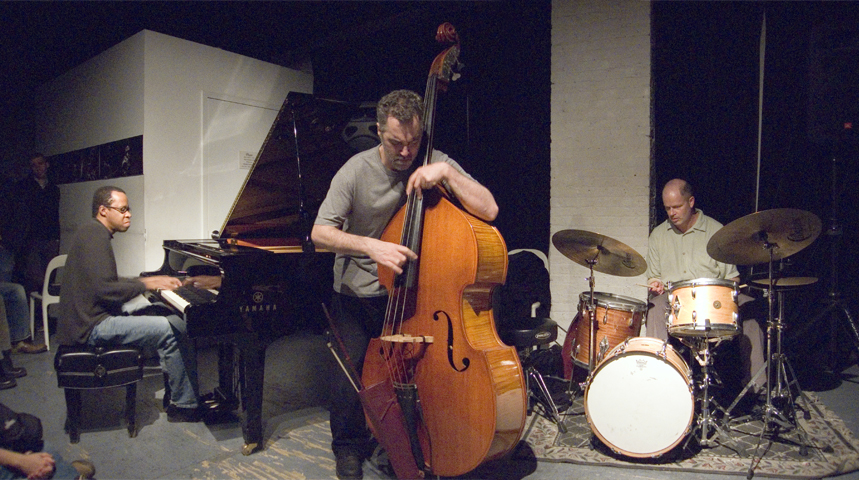 Matthew Shipp Trio w/ Joe Morris and Whit Dickey - The Stone 2007