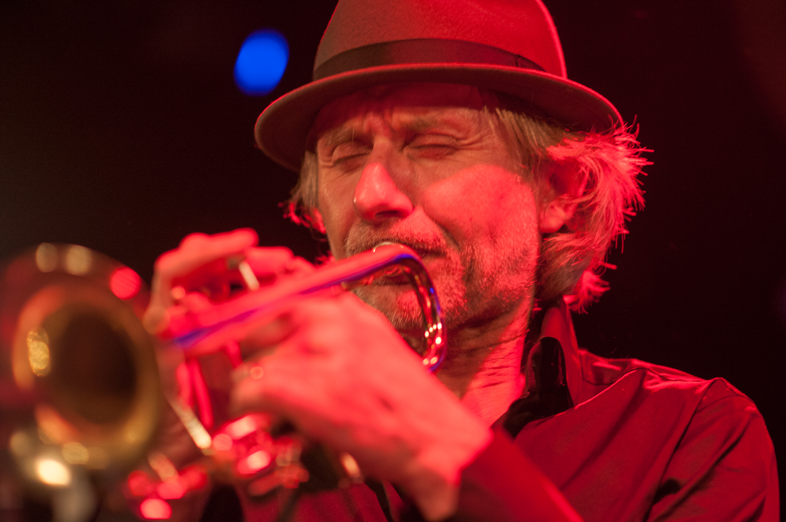 Erik Truffaz with Bugge'n Friends at le Poisson Rouge at Winter Jazzfest 2013