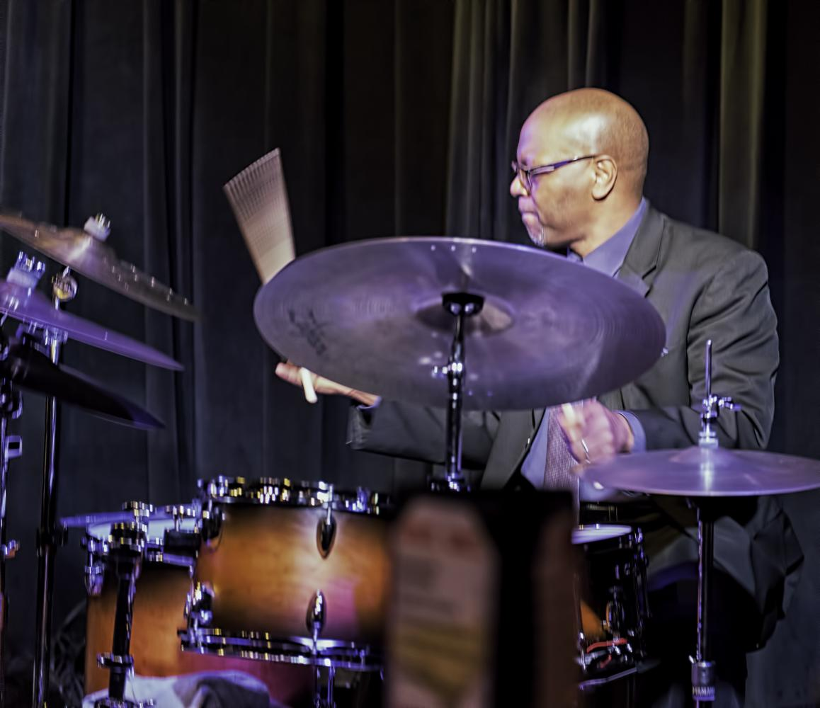 Lewis Nash With The Big Apple Quintet At The Nash In Phoenix