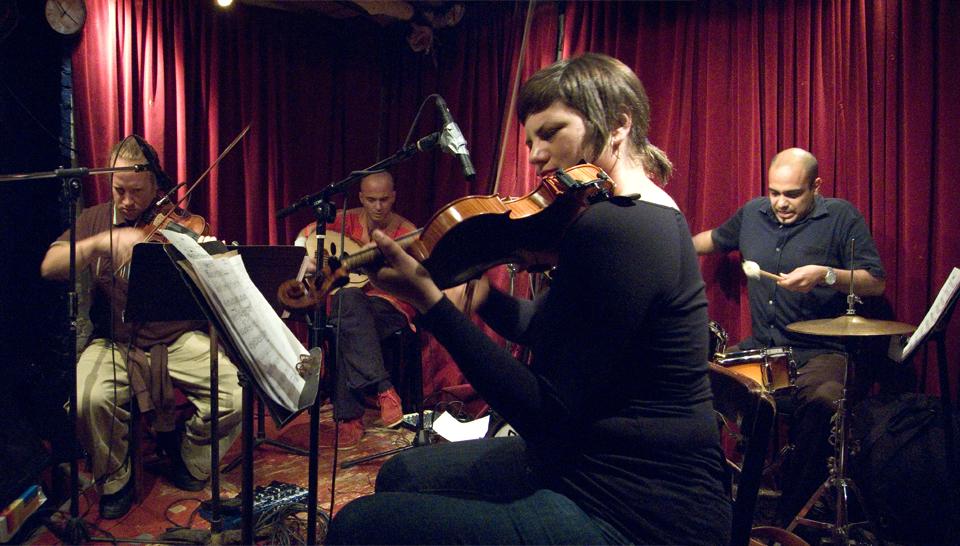 Ravish Momin Trio Tarana - Cornelia St 2007