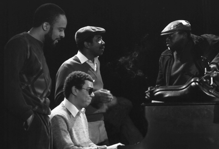 Grover Washington Jr., Jack DeJohnette, Jimmy Smith, Stanley Turrentine
