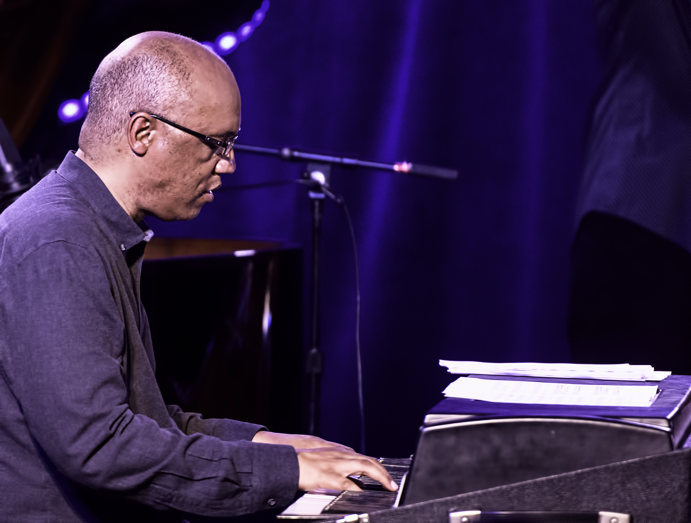 Billy Childs with Joel Frahm Quartet 90th Birthday Party Tribute to Stan Getz at the Monterey Jazz Festival