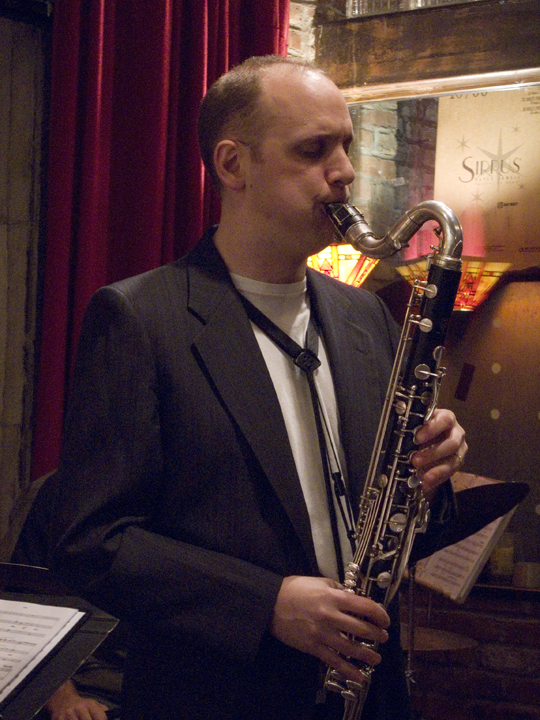 Josh Sinton - Brooklyn Lyceum 2007
