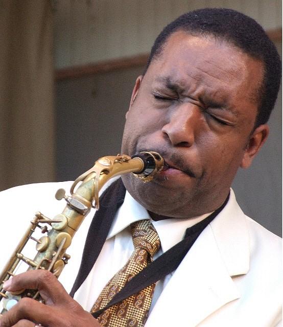 2006 Chicago Jazz Festival, Sunday: Donald Harrison Leading His Quintet
