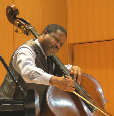Rodney Whitaker with Terrell Stafford Quintet, Michigan State University, October 30, 2012