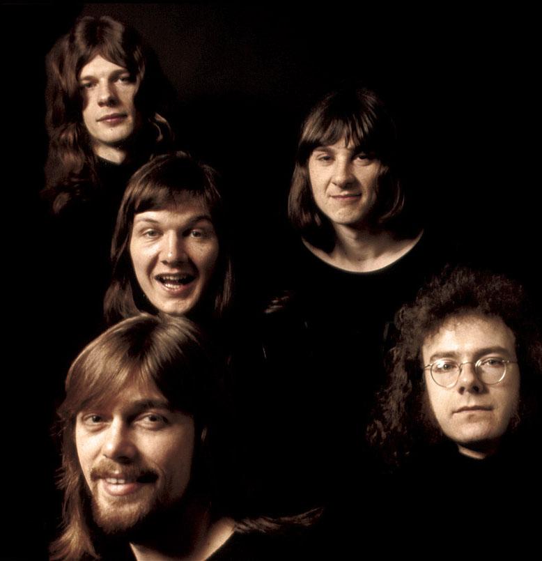 King Crimson, Islands-Era Band