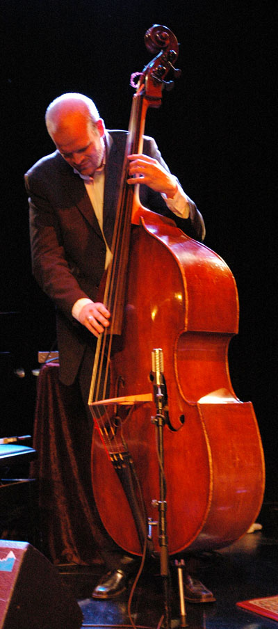 Lars Tormod Jenset at Molde Jazz 2010