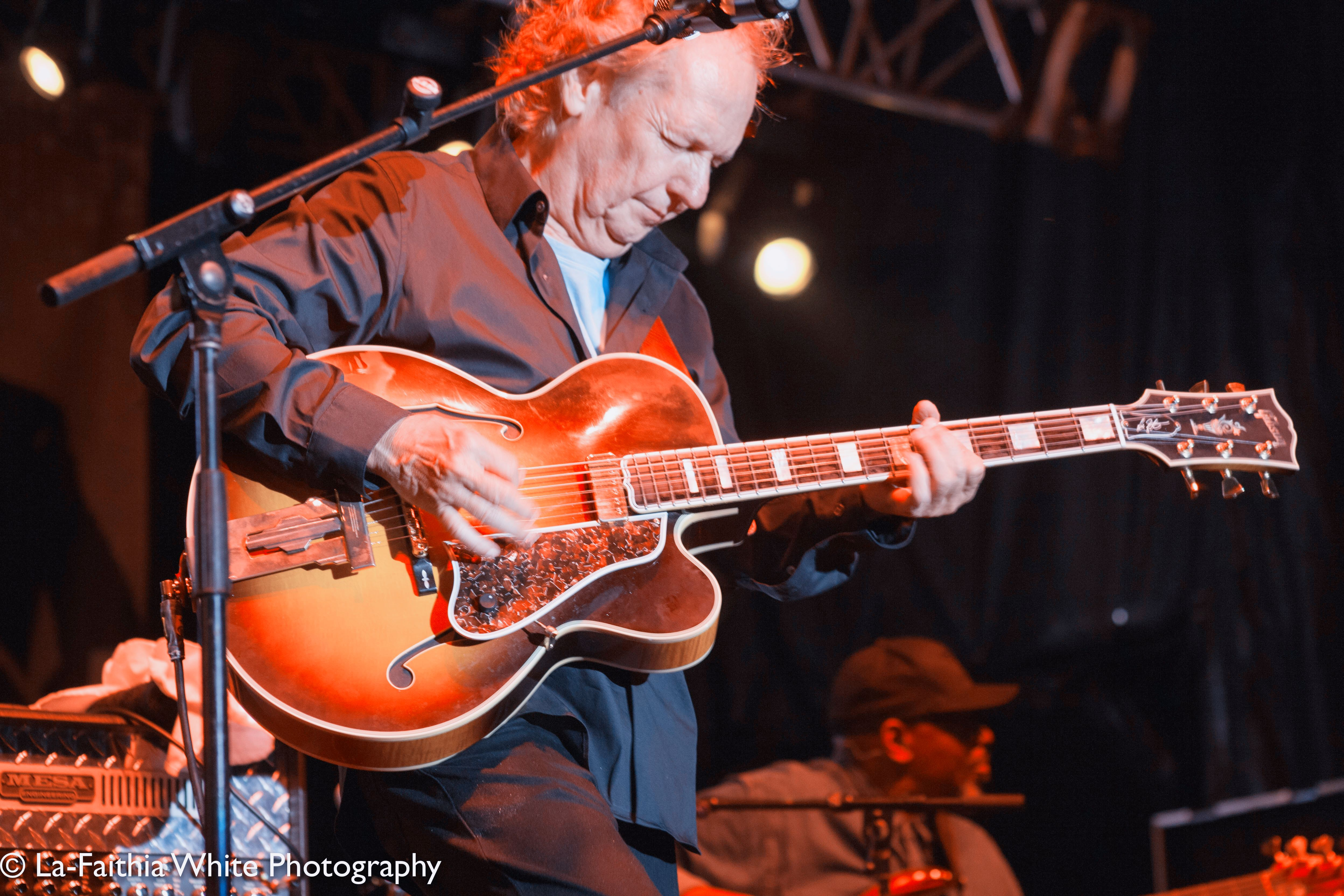 Lee Ritenour At The 8th Annual John Coltrane International Jazz And Blues Festival
