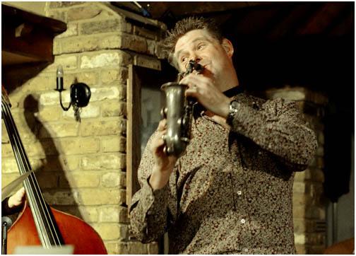 Derek Nash, Derek Nash Quartet
