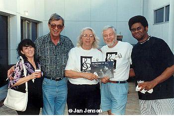Chuck Niles & Friends at la Musicians Hall