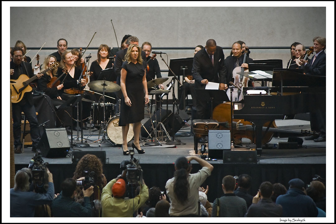 Diana Krall & Orchestra in New York