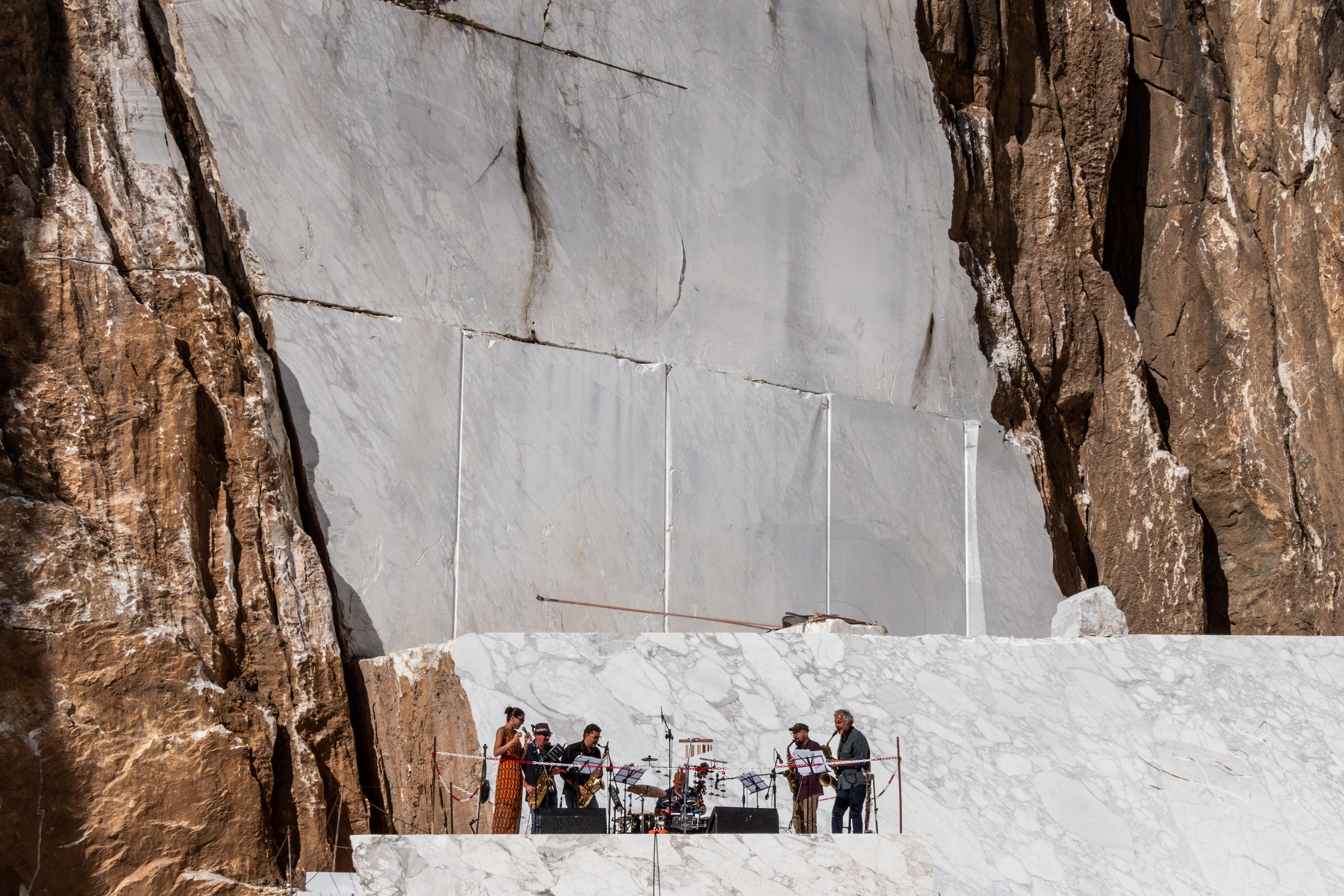Hermetica at Marble Quarry 2019