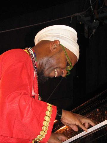 2008-08-27 Omar Sosa, Red Sea Jazz Festival, Eilat, Israel .JPG