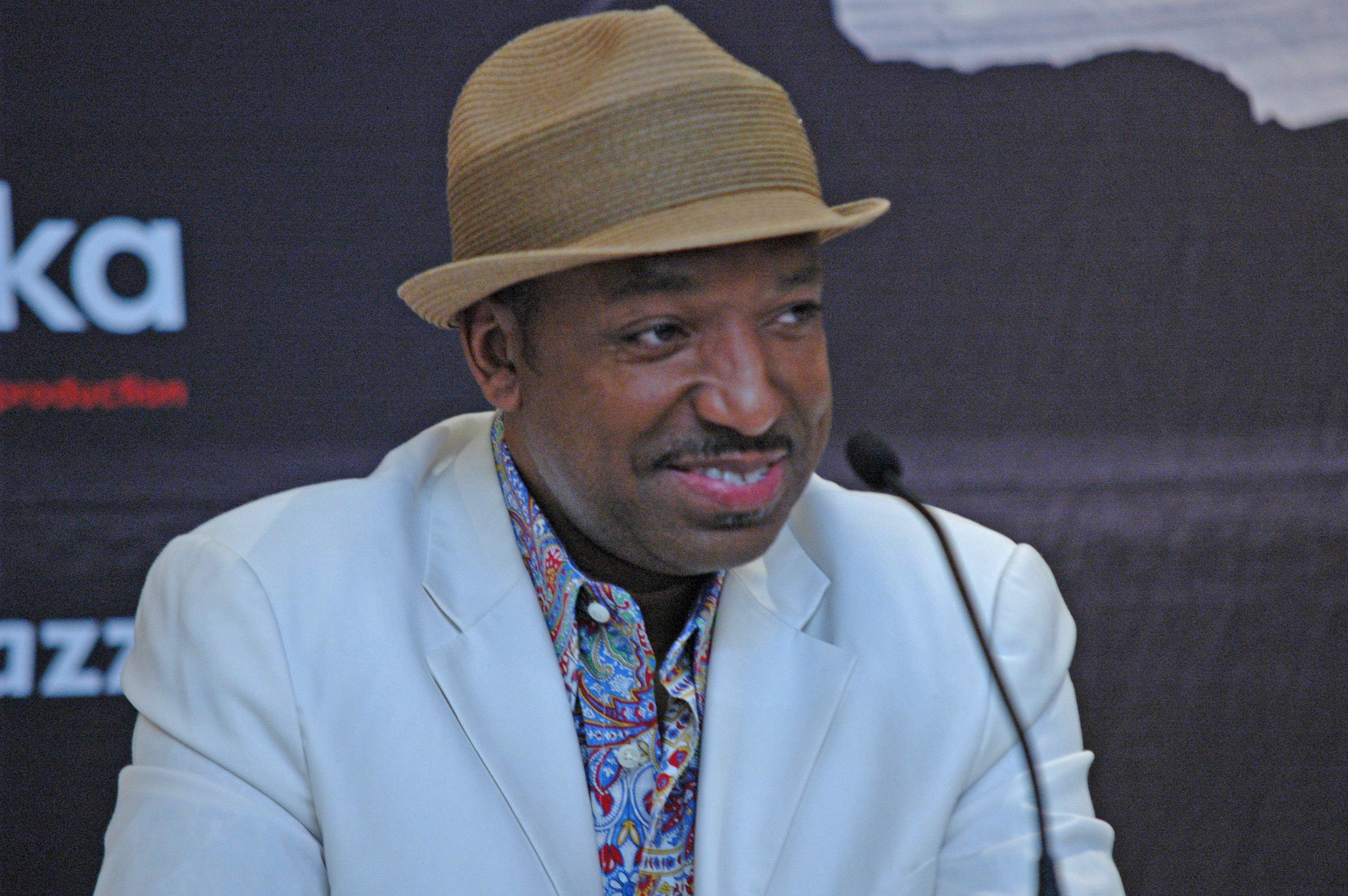 Donald Harrison, Cape Town Jazz Festival 2012