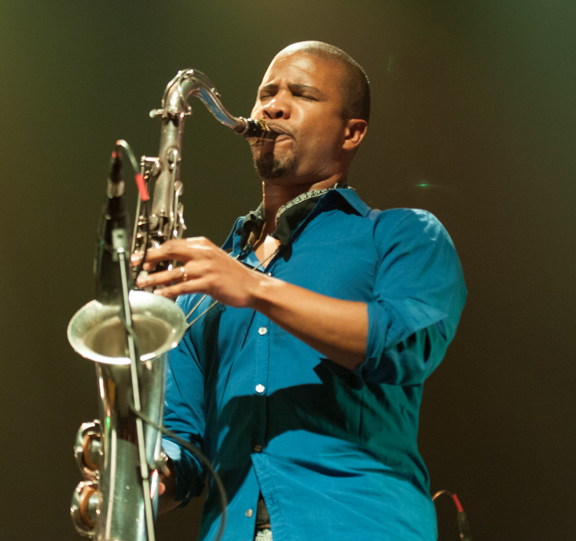 David Sanchez with Ninety Miles at the Montreal International Jazz Festival 2012