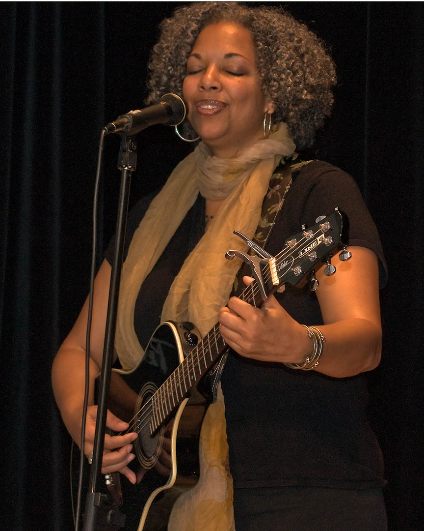 Maritri on Guitar
