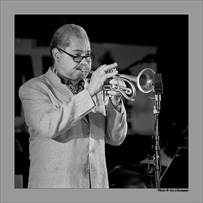 Art Farmer, North Sea Jazz, the Hague, Holland, July 1995