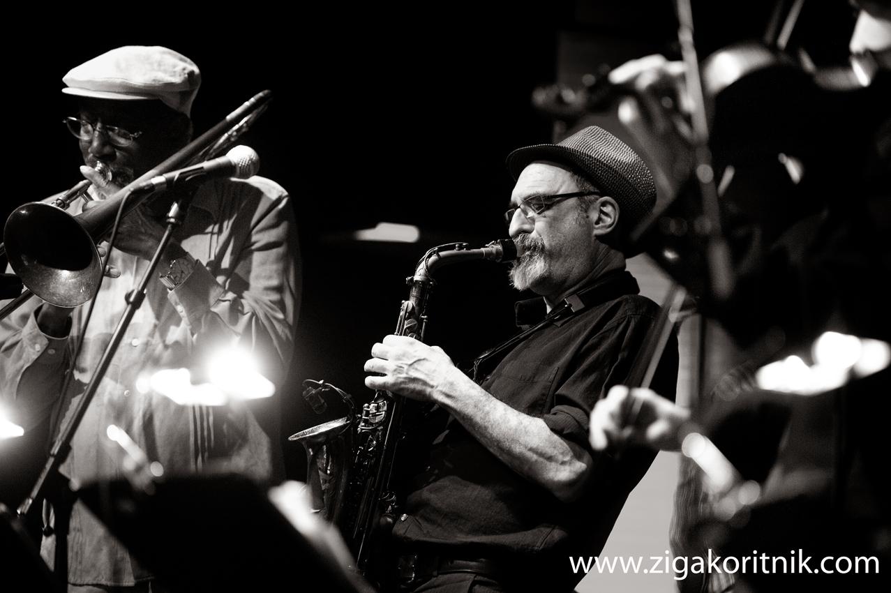 Jazz Passangers / Roy Nathanson, Curtis Fowlkes